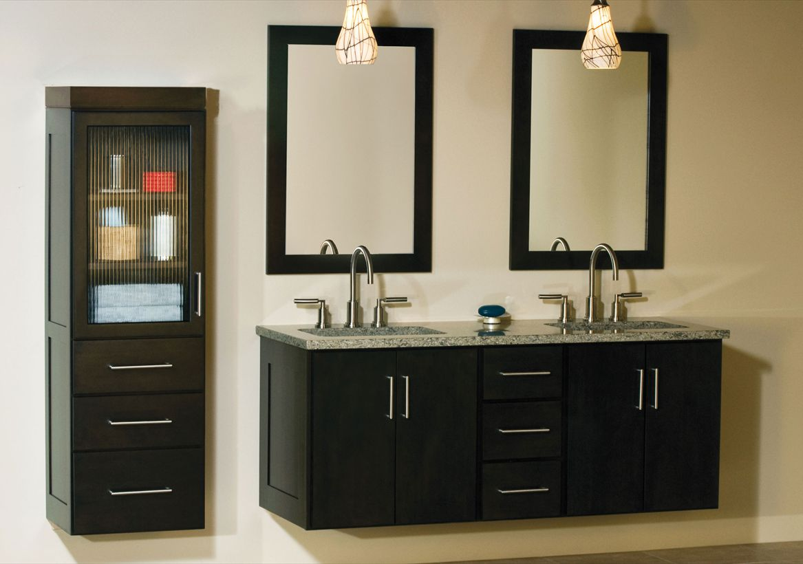 Custom Bathroom Vanities Houston woodpro cabinetry