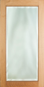 Beveled Mirror with Beveled Ultra Miter
