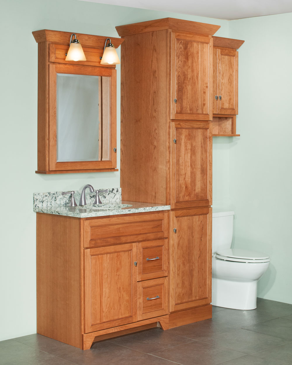 oak linen cabinet for bathrooms photo gallery 23866