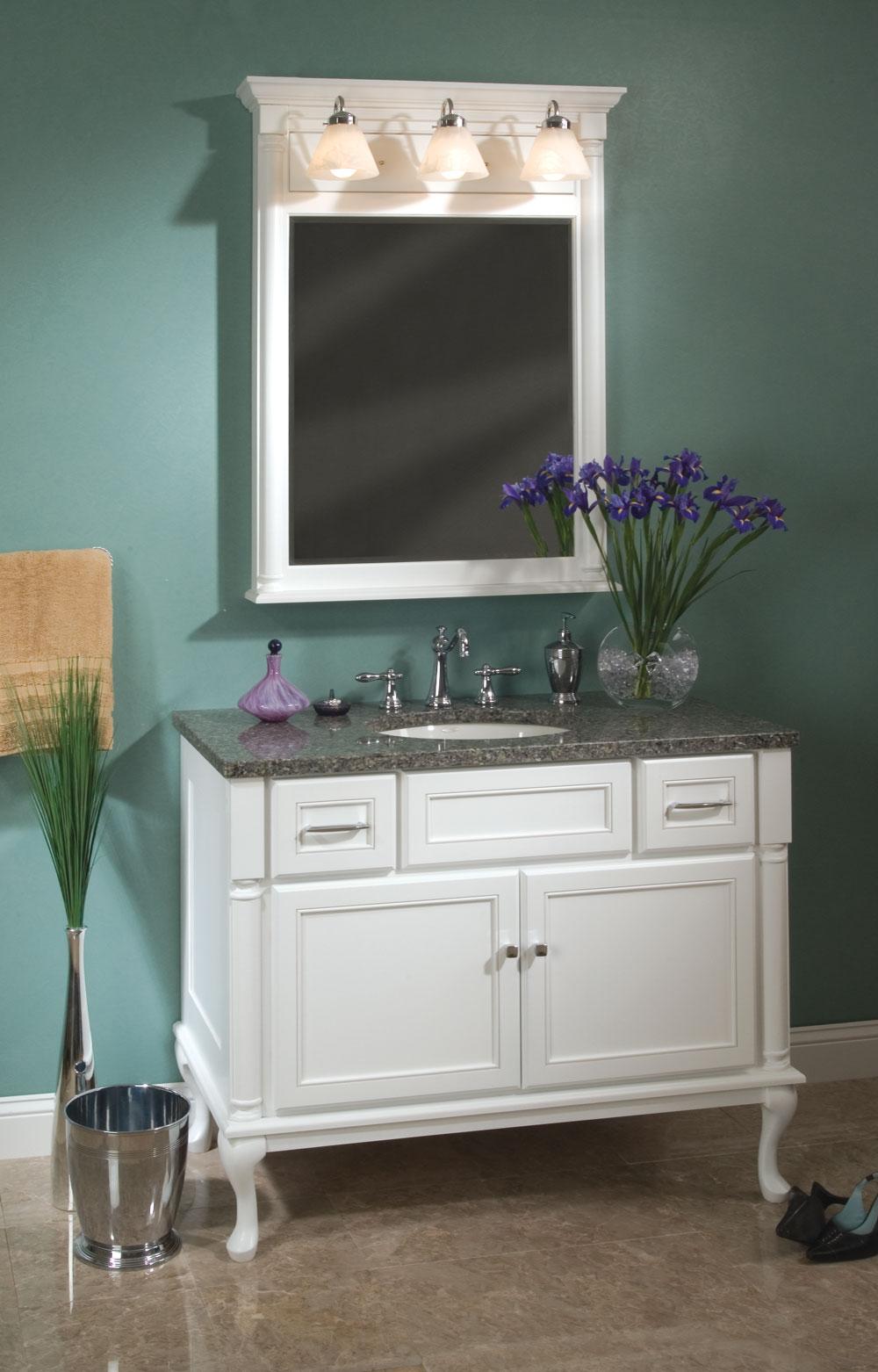 Premier cabinet series nottingham dresser vanity ensemble - Preston hardware bathroom vanities ...