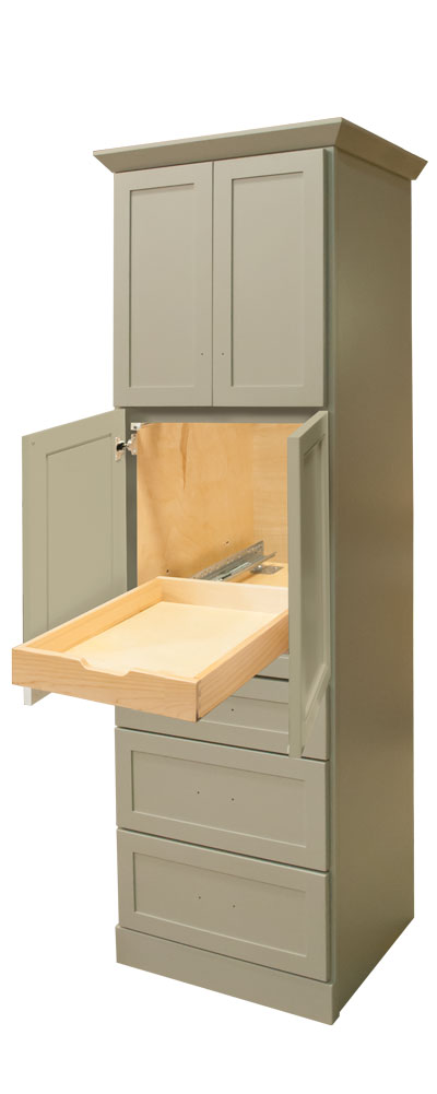 Storage Solutions - Woodpro Cabinetry