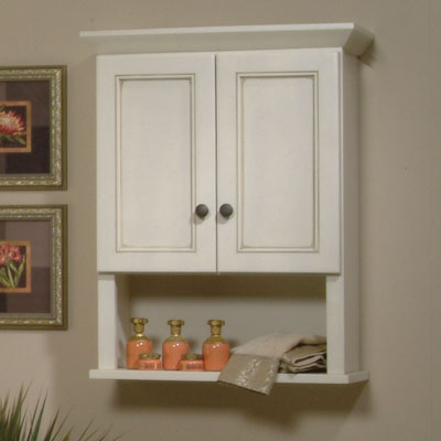 Toilet Topper and Wall Cabinet & Construction Features